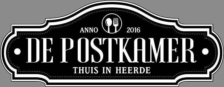 Restaurant De Postkamer Heerde
